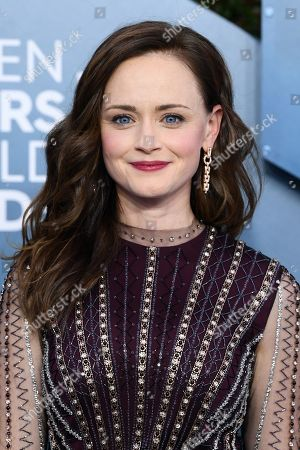 Stock Picture of Alexis Bledel