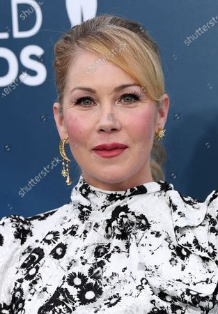 Stock Image of Christina Applegate