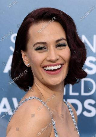 Stock Image of Kristen Gutoskie