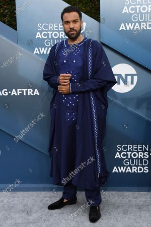 Stock Image of O T Fagbenle