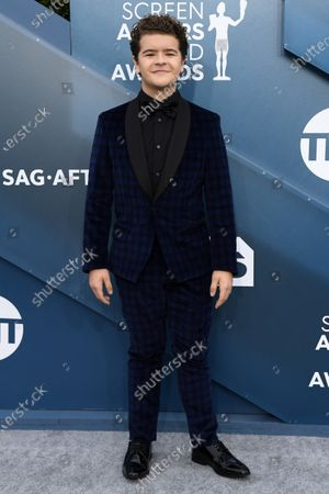 Editorial photo of 26th Annual Screen Actors Guild Awards, Arrivals, Fashion Highlights, Shrine Auditorium, Los Angeles, USA - 19 Jan 2020