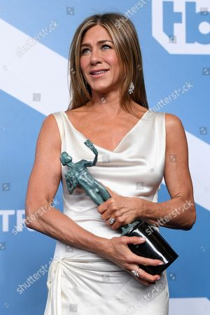 Jennifer Aniston - Outstanding Performance by a Female Actor in a Drama Series - The Morning Show