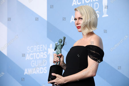 Michelle Williams - Outstanding Performance by a Female Actor in a Television Movie or Miniseries - Fosse/Verdon