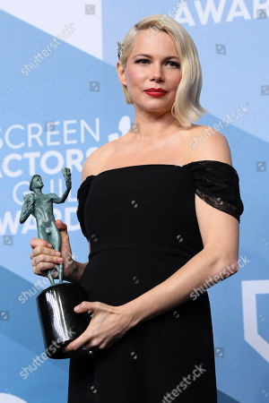 Stock Photo of Michelle Williams - Outstanding Performance by a Female Actor in a Television Movie or Miniseries - Fosse/Verdon