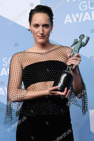 Phoebe Waller-Bridge - Outstanding Performance by a Female Actor in a Comedy Series - Fleabag