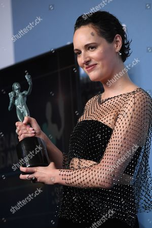 Stock Picture of Phoebe Waller-Bridge - Outstanding Performance by a Female Actor in a Comedy Series - Fleabag