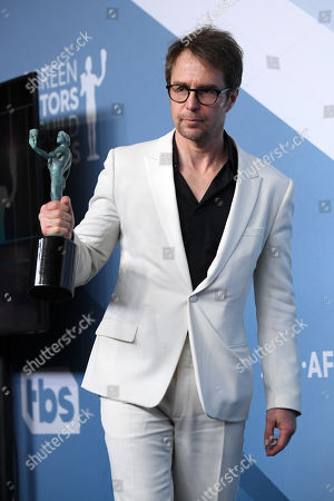 Sam Rockwell - Outstanding Performance by a Male Actor in a Television Movie or Miniseries - Fosse/Verdon