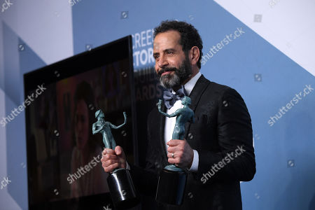 Tony Shalhoub - Outstanding Performance by a Male Actor in a Comedy Series - The Marvelous Mrs. Maisel