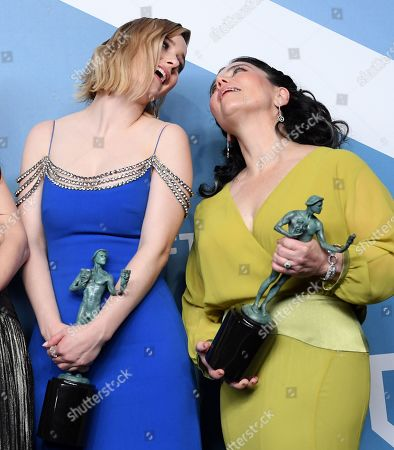Rachel Brosnahan and Alex Borstein - Outstanding Performance by an Ensemble in a Comedy Series - The Marvelous Mrs. Maisel