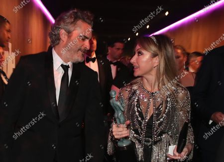 Editorial image of PEOPLE's Annual Screen Actors Guild Awards Gala, Shrine Auditorium, Los Angeles, USA - 19 Jan 2020
