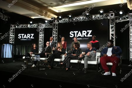 Editorial photo of 'HighTown' TV show, Starz TCA Winter Press Tour, Panels, Los Angeles, USA - 14 Jan 2020