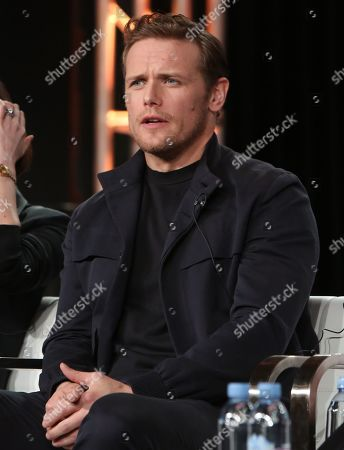 Editorial photo of 'Outlander' TV show, Starz TCA Winter Press Tour, Panels, Los Angeles, USA  - 14 Jan 2020