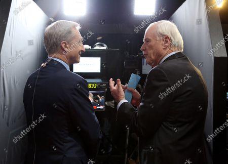 Tom Steyer and Chris Matthews