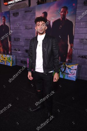 Editorial photo of 'Bad Boys for Life' film premiere, Arrivals, TCL Chinese Theatre, Los Angeles, USA - 14 Jan 2020