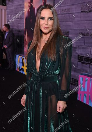 Editorial image of 'Bad Boys for Life' film premiere, Arrivals, TCL Chinese Theatre, Los Angeles, USA - 14 Jan 2020