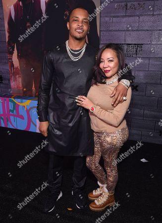 T I. and Tameka Harris