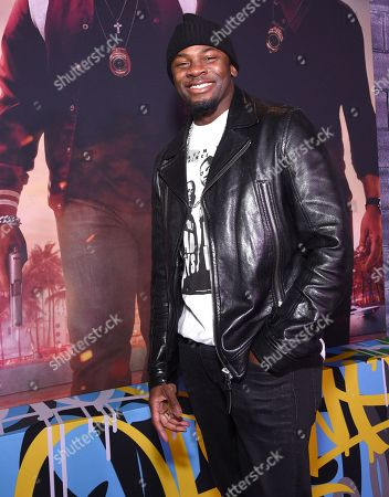 Editorial picture of 'Bad Boys for Life' film premiere, Arrivals, TCL Chinese Theatre, Los Angeles, USA - 14 Jan 2020