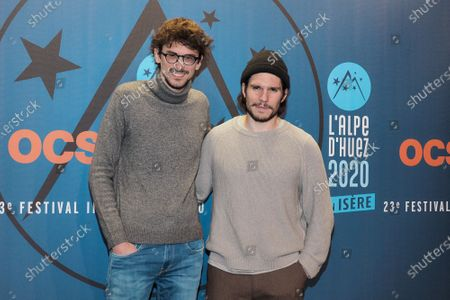 Editorial picture of 23rd International Comedy Film Festival, Day 1, Alpe d'Huez, France - 14 Jan 2020