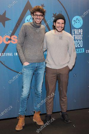 Hugo Gelin and Francois Civil