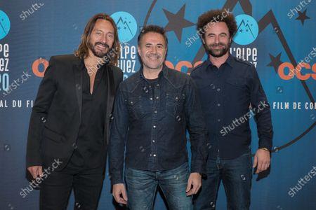 Bob Sinclar, Jose Garcia and Nicolas Benamou
