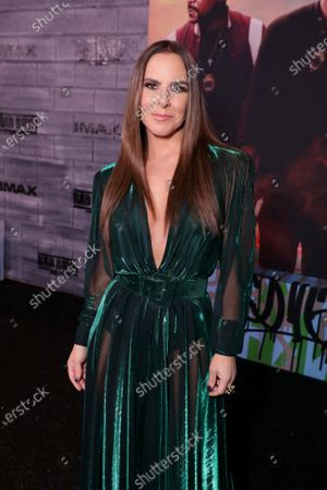 Kate Del Castillo attends the Los Angeles Premiere of Columbia Pictures BAD BOYS FOR LIFE.