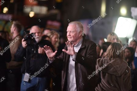 "Jon Voight attends the LA premiere of ""Bad Boys for Life"" at the TCL Chinese Theatre, in Los Angeles"