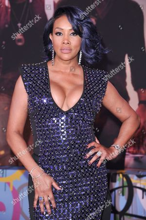 """Vivica A. Fox attends the LA premiere of """"Bad Boys for Life"""" at the TCL Chinese Theatre, in Los Angeles"""
