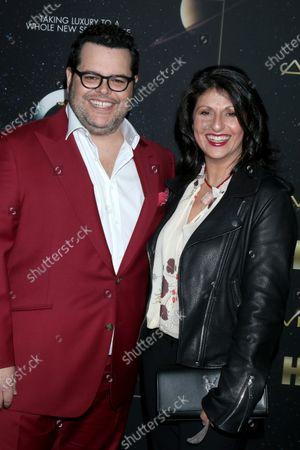 Editorial image of 'Avenue 5' TV show premiere, Arrivals, Avalon, Los Angeles, USA - 14 Jan 2020