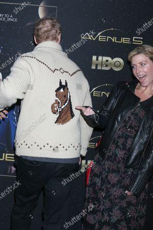 Editorial photo of 'Avenue 5' TV show premiere, Arrivals, Avalon, Los Angeles, USA - 14 Jan 2020