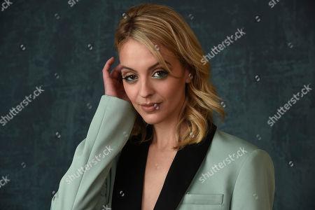"Editorial image of 2020 Winter TCA - ""68 Whiskey"" Portrait Session, Pasadena, USA - 14 Jan 2020"
