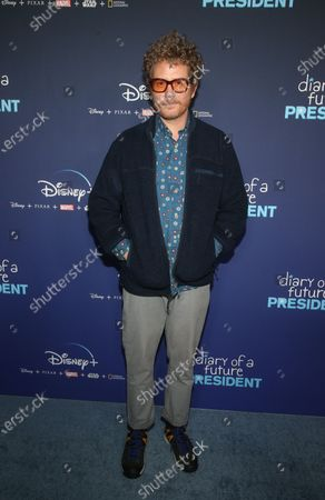 Editorial image of 'Diary Of A Future President' TV show premiere, ArcLight Cinemas - Hollywood, Los Angeles, USA - 14 Jan 2020
