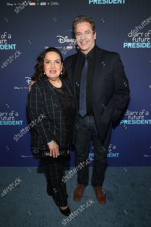 Olga Merediz and Guest