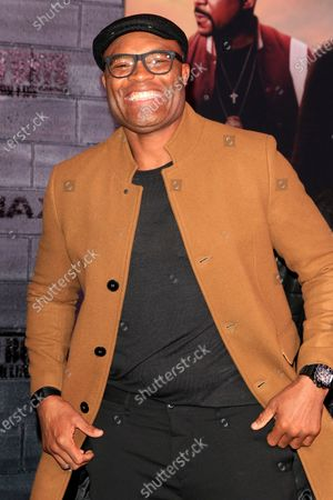 Brazilian MMA fighter Anderson Silva arrives for the World Premiere of Bad Boys For Life at the TCL Chinese Theatre IMAX in Hollywood, Los Angeles, California, USA, 14 January, 2020. The movie opens in the US 17 January, 2020.
