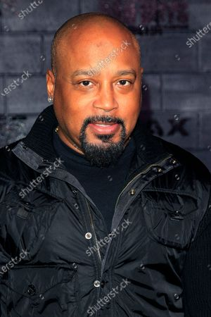 US entrepreneur Daymond John arrives for the World Premiere of Bad Boys For Life at the TCL Chinese Theatre IMAX in Hollywood, Los Angeles, California, USA, 14 January, 2020. The movie opens in the US 17 January, 2020.