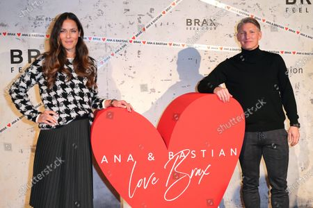 Editorial image of Brax presentation, Mercedes-Benz Fashion Week, Berlin, Germany - 14 Jan 2020