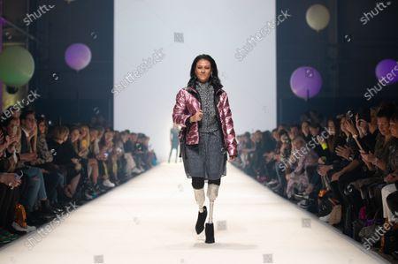 Editorial photo of SPORTALM - Runway - Mercedes-Benz Fashion Week Berlin FW 2020, Germany - 15 Jan 2020