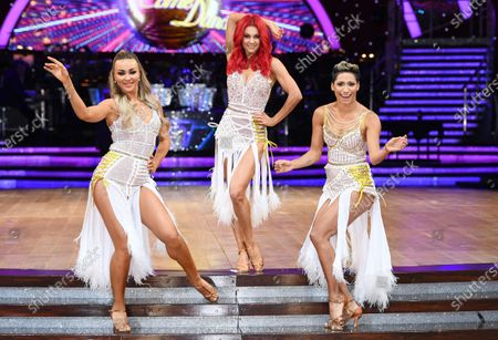 Editorial image of 'Strictly Come Dancing' Live Tour photocall, Birmingham, UK - 15 Jan 2020