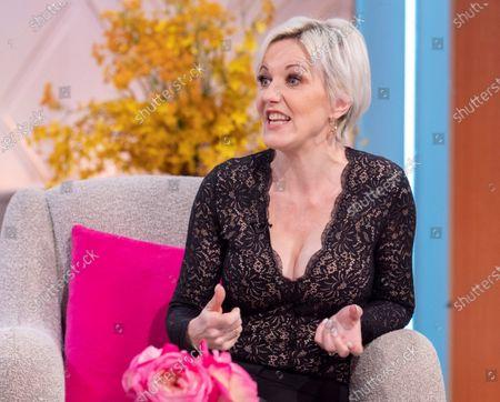 Editorial photo of 'Lorraine' TV show, London, UK - 15 Jan 2020