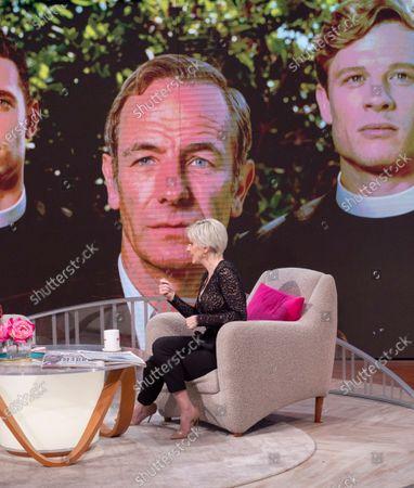 Editorial image of 'Lorraine' TV show, London, UK - 15 Jan 2020