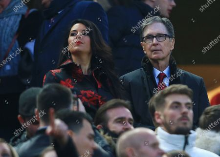 Editorial photo of Liverpool v Manchester United, Premier League, Football, Anfield, Liverpool, UK - 19 Jan 2020