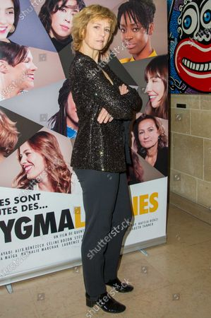 Editorial picture of 'Pygmalionnes' documentary film premiere, Paris, France - 14 Jan 2020