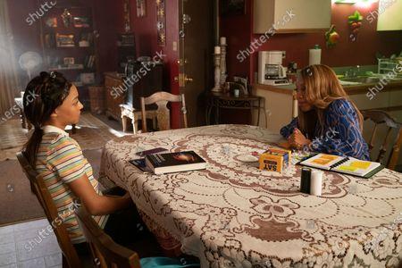 Juliet G. James as Leah and Marianne Jean-Baptiste as Annette Sands