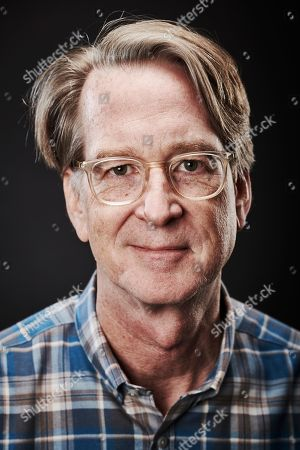 London United Kingdom - May 21: Portrait Of American Screenwriter And Film Director David Koepp Photographed In London On May 21 2019. Koepp Is Best Known For Co-writing The 1993 Screenplay Of The Film Ajurassic Parka