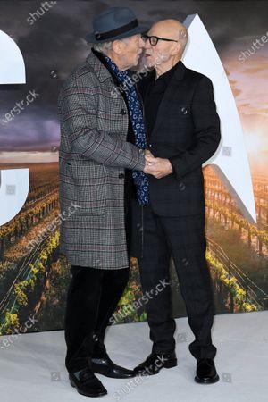 Editorial image of 'Star Trek: Picard' TV show premiere, London, UK - 15 Jan 2020