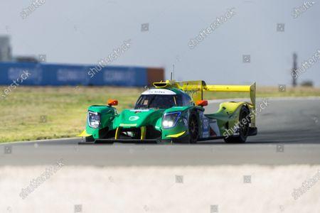 Editorial photo of Asian Le Mans, practice, motor racing, The Bend Motosport Park, Australia - 11 Jan 2020