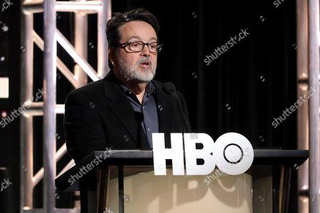 Editorial image of 2020 Winter TCA - HBO, Pasadena, USA - 15 Jan 2020