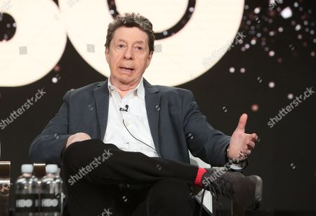 Editorial picture of 'The Outsider' TV show, Warner Bros, TCA Winter Press Tour, Panels, Los Angeles, USA - 15 Jan 2020