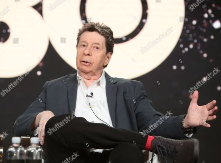 Editorial image of 'The Outsider' TV show, Warner Bros, TCA Winter Press Tour, Panels, Los Angeles, USA - 15 Jan 2020