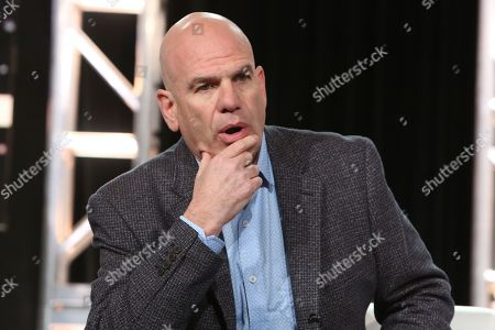 Stock Photo of David Simon