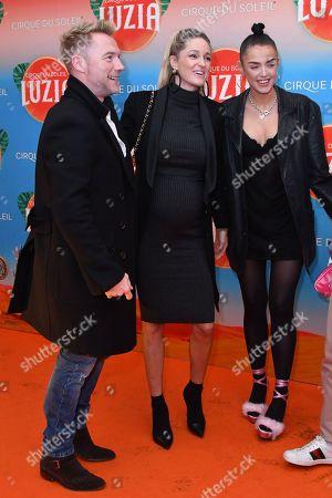 Ronan Keating, Storm Keating and Missy Keating